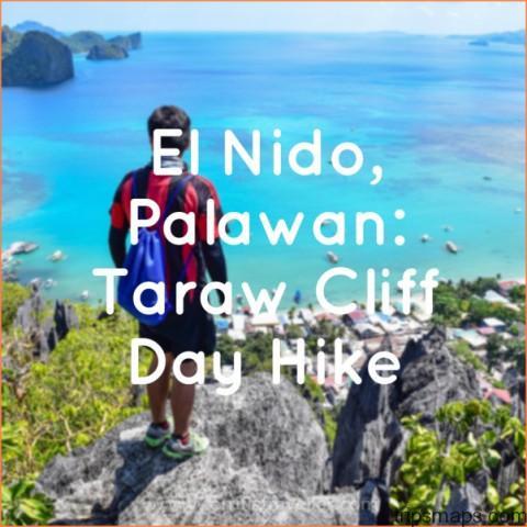 MOST BEAUTIFUL PLACE IN THE WORLD - Taraw Ciff NacPan Beach El Nido Philippines_6.jpg
