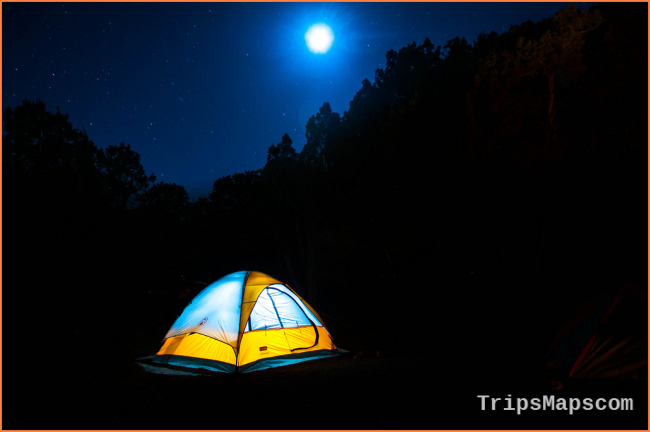 Best Camping Locations In NJ