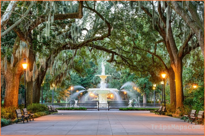 25 Best Things to Do in Savannah (Georgia) - The Crazy Tourist