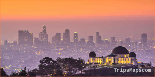 James Dean & Griffith Observatory