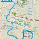 Map of Bangkok City Centre
