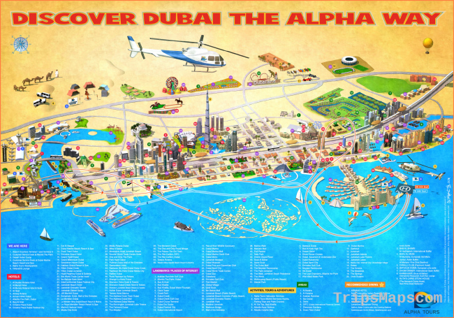 Dubai United Arab Emirates Cruise Port of Call