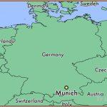 Where is Munich, Germany? / Munich, Bavaria Map