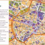 Interactive map of Munich with an overview
