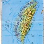 Taiwan Location & Maps