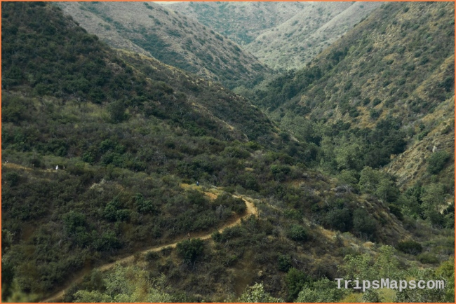 Solstice Canyon - Santa Monica Mountains National Recreation Area ...