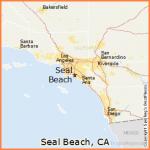Comparison: Seal Beach, California - Long Beach, California