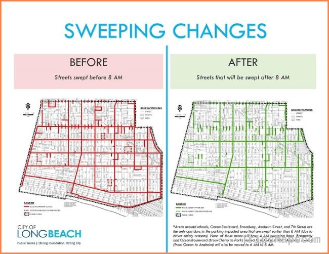 Long Beach City Beach Long Beach Ca Map - Travel | Map
