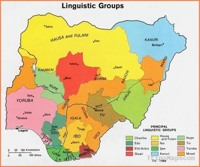 Abuja City Tourist Map - Abuja Nigeria • mappery