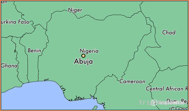 Where is Abuja, Nigeria? / Abuja, Abuja Federal Capital Territory