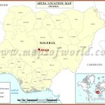 Where is Abuja | Location of Abuja in Nigeria Map