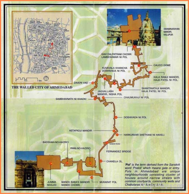 Heritage Walk :: Ahmedabad Municipal Corporation