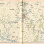 Historical maps of Indian towns and cities