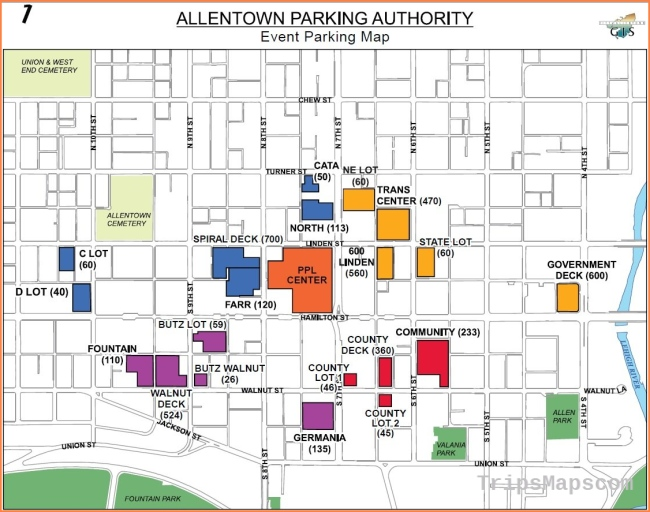 Allentown Arena Parking: Where to Park When Visiting the PPL Center