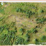 Satellite Map of Kab. Bandung