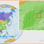Political Location Map of Baoding Shi