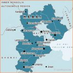 Hebei map china ,Hebei province maps, chinese Hebei travel maps,the