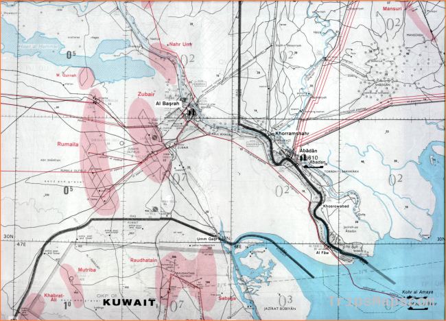 Iraq Maps - Perry-Castañeda Map Collection