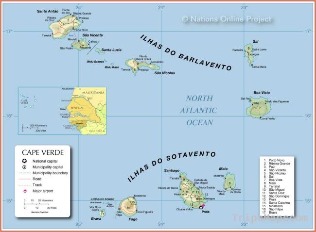 Worldrecordtour, Africa, Central Atlantic, Cape Verde, Brava, Vila