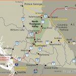 Western Canada Map | Tourism Valemount