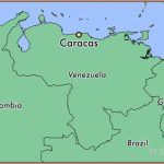 Where is Caracas, Venezuela? / Caracas, Capital Map