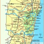 Large Chennai Maps for Free Download and Print