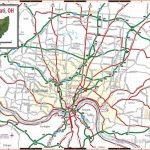 Large Cincinnati Maps for Free Download and Print