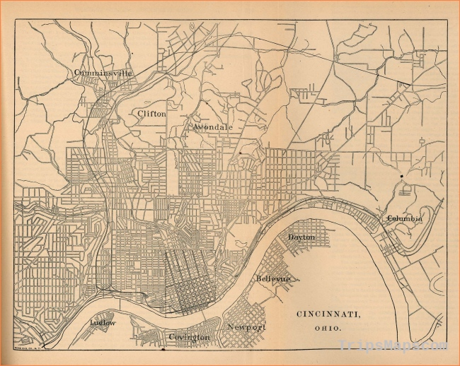 Ohio Maps - Perry-Castañeda Map Collection