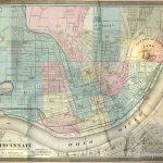 Cincinnati Historical Maps, University of Cincinnati