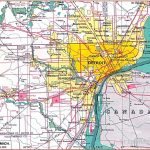 Large Detroit Maps for Free Download and Print | High-Resolution and