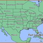 Where is Fort Lauderdale, FL? / Fort Lauderdale, Florida Map