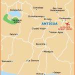 Antigua Maps and Orientation: Antigua, Sacatepequez, Guatemala