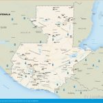 Maps of Guatemala | Free Printable Travel Maps from Moon Guides