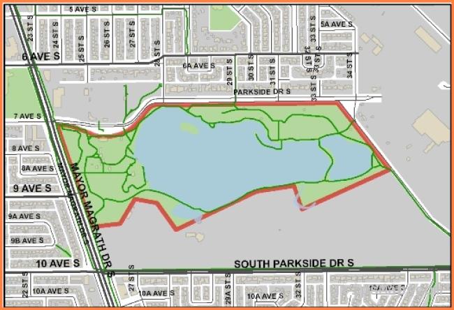 Henderson Lake Park