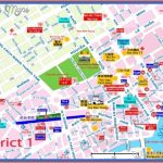 cool Ho Chi Minh City Map Tourist Attractions | Tours Maps in 2018