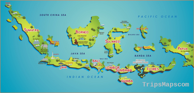 Map of Indonesia | Where is Indonesia? | Indonesia Map ... Bali On Map Of Pacific on hanoi on map, cappadocia on map, sumatra on map, medan on map, borneo on map, malay peninsula on map, bali world map, vientiane on map, mafia island on map, place to visit in bali map, baikal on map, yangon on map, manila on map, new guinea on map, jakarta on map, harbour island on map, sydney on map, singapore on map, zambezi on map, mindanao on map,
