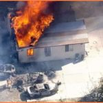 Homes Destroyed in Jurupa Valley Fire - NBC Southern California