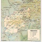 Afghanistan map, travel information, tourism & geography