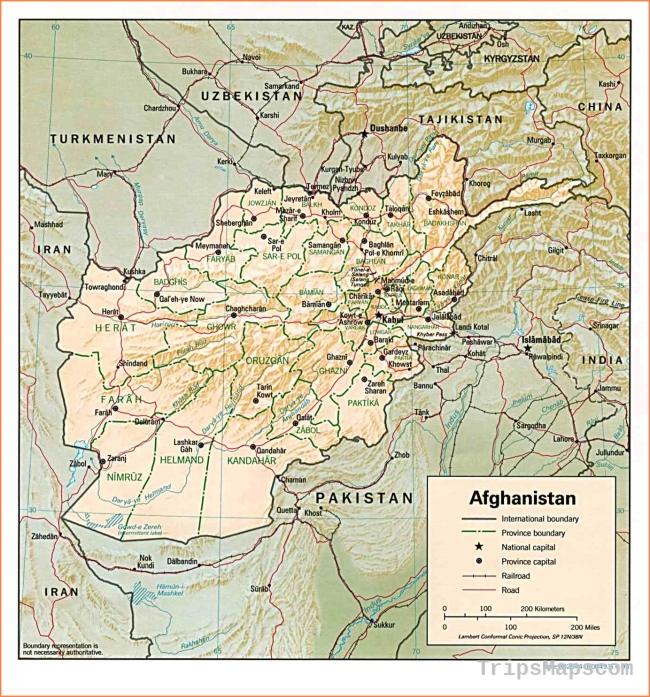 Map of Kabul Afghanistan | Where is Kabul Afghanistan ...