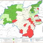 Afghanistan: District Accessibility for Kabul Area Office Coverage