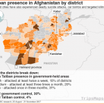 Taliban threaten 70% of Afghanistan, BBC finds