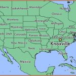 Where is Knoxville, TN? / Knoxville, Tennessee Map
