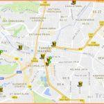 Kuala Lumpur Map - Maps of KL in Malaysia