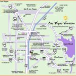 Las Vegas NV Tourist Map - Las Vegas NV • mappery