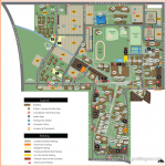 Campus Map and Parking Information