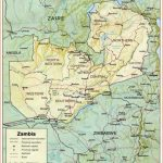 Zambia Maps - Perry-Castañeda Map Collection