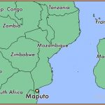 Where is Maputo, Mozambique? / Maputo Map