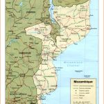 Mozambique Maps - Perry-Castañeda Map Collection