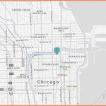 Map of Downtown Chicago | Kimpton Hotel Monaco Chicago