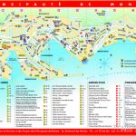 Monaco Tourist Map - Monaco • mappery